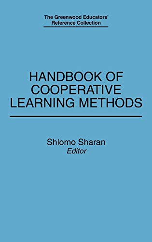 9780313283529: Handbook of Cooperative Learning Methods