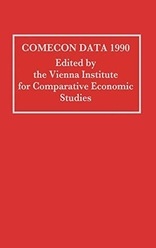 COMECON Data 1990