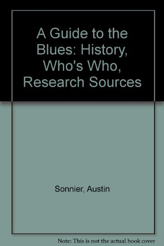 9780313287244: A Guide to the Blues (Bibliographies and Indexes in)