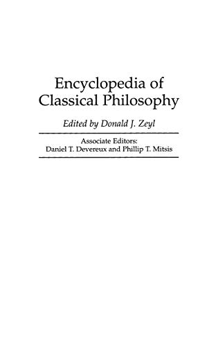 9780313287756: Encyclopedia of Classical Philosophy