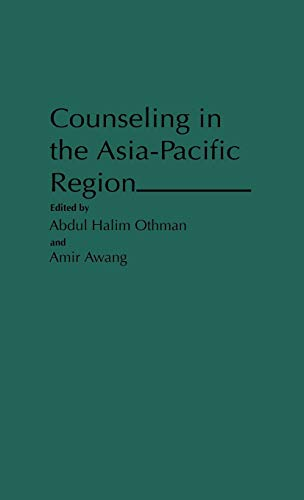 9780313287992: Counseling in the Asia-Pacific Region (Contributions in Psychology)