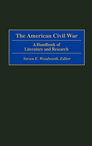9780313290190: The American Civil War: A Handbook of Literature and Research