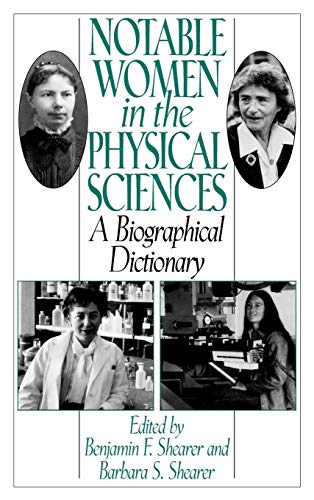 9780313293030: Notable Women in the Physical Sciences: A Biographical Dictionary (377)