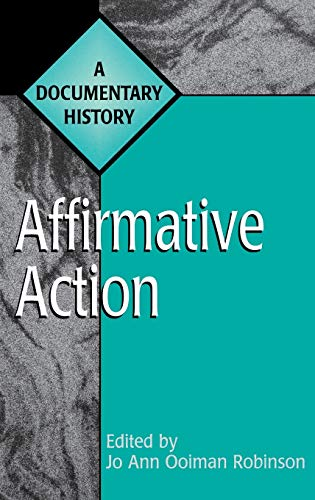 9780313301698: Affirmative Action: A Documentary History (Primary Documents in American History and Contemporary Issues)