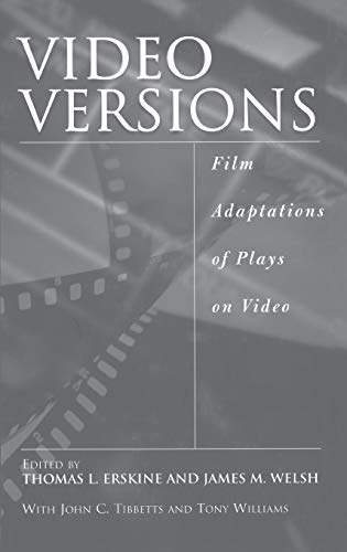 9780313301858: Video Versions: Film Adaptations of Plays on Video