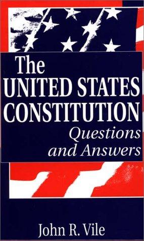 9780313306433: The United States Constitution