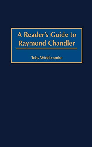 9780313307676: A Reader's Guide to Raymond Chandler: