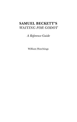9780313308796: Samuel Beckett's Waiting for Godot: A Reference Guide
