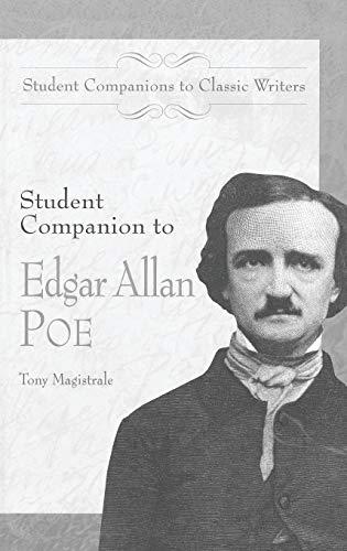 9780313309922: Student Companion to Edgar Allan Poe: (Student Companions to Classic Writers)