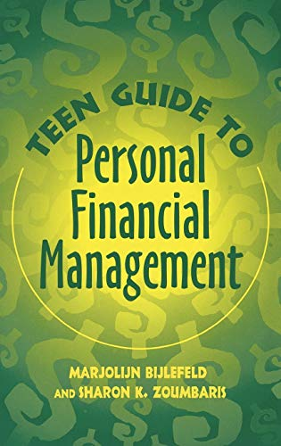 9780313311079: Teen Guide to Personal Financial Management