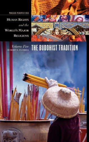 9780313313189: Human Rights and the World's Major Religions, Vol. 5: The Buddhist Tradition