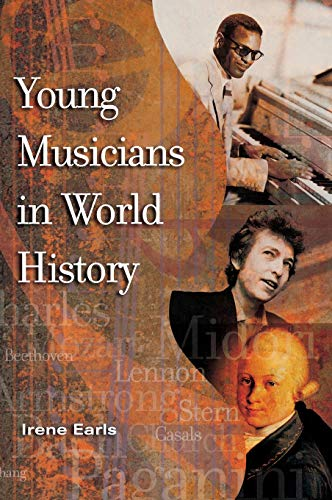 9780313314421: Young Musicians in World History