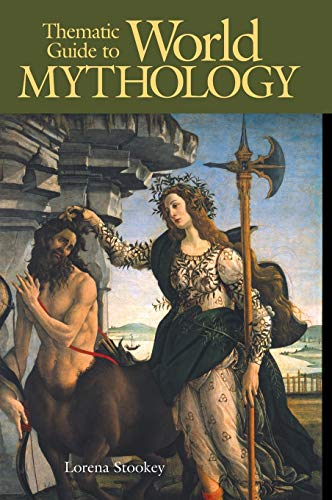 9780313315053: Thematic Guide to World Mythology (Thematic Guides to Literature)