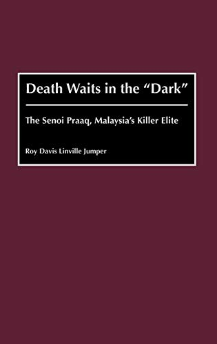 Death Waits in the Dark: The Senoi: Jumper, Roy Davis