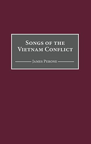 9780313315282: Songs of the Vietnam Conflict (Music Reference Collection)