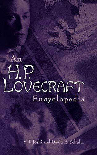 9780313315787: An H. P. Lovecraft Encyclopedia