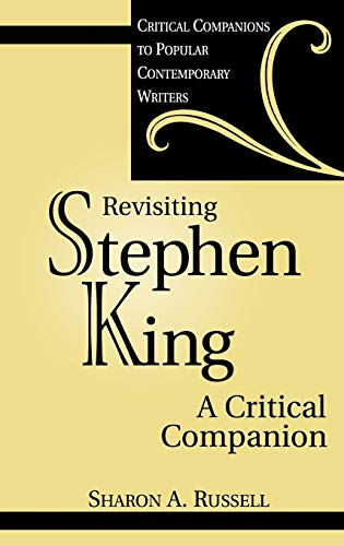 9780313317880: Revisiting Stephen King: A Critical Companion (Critical Companions to Popular Contemporary Writers)