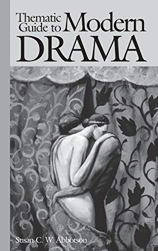 9780313319501: Thematic Guide to Modern Drama (Thematic Guides to Literature)