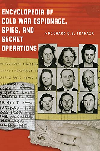 9780313319556: Encyclopedia of Cold War Espionage, Spies, and Secret Operations
