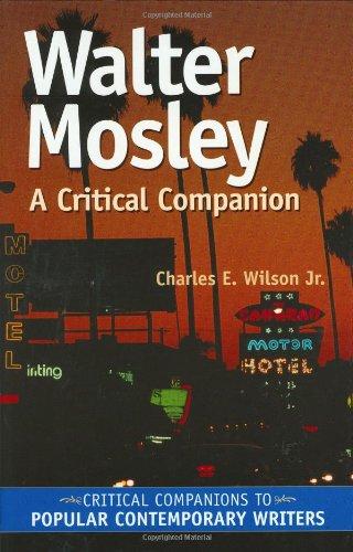 9780313320224: Walter Mosley: A Critical Companion (Critical Companions to Popular Contemporary Writers)