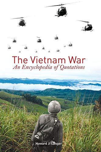 9780313321436: The Vietnam War: An Encyclopedia of Quotations