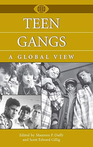 9780313321504: Teen Gangs: A Global View (A World View of Social Issues)