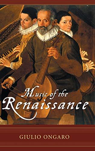 Music of the Renaissance: Giulio Ongaro
