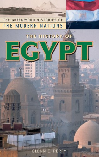9780313322648: The History of Egypt (The Greenwood Histories of the Modern Nations)