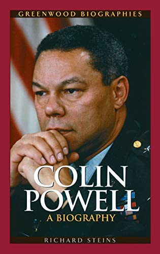 9780313322662: Colin Powell: A Biography (Greenwood Biographies)