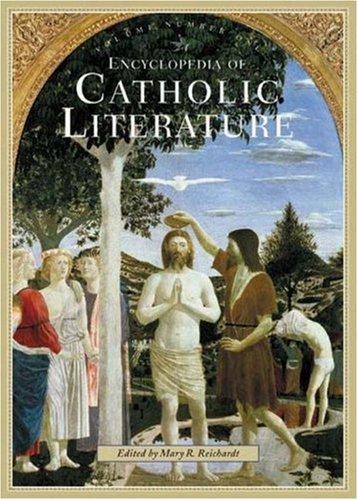 9780313322891: Encyclopedia of Catholic Literature
