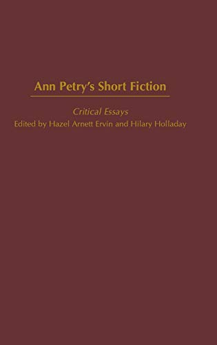 Ann Petry's Short Fiction Critical Essays: Arnett