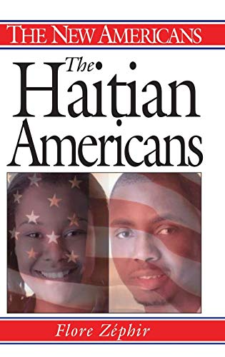 9780313322969: The Haitian Americans (The New Americans)