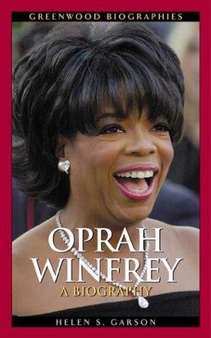 9780313323393: Oprah Winfrey: A Biography (Greenwood Biographies)