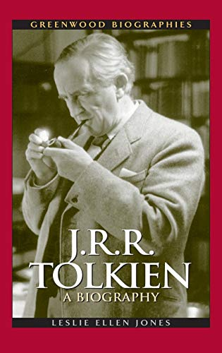 9780313323409: J.R.R. Tolkien: A Biography (Greenwood Biographies)
