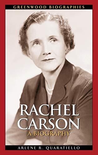 9780313323881: Rachel Carson: A Biography (Greenwood Biographies)