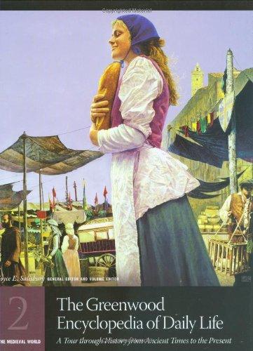 The Greenwood Encyclopedia of Daily Life: A: Salisbury, Joyce