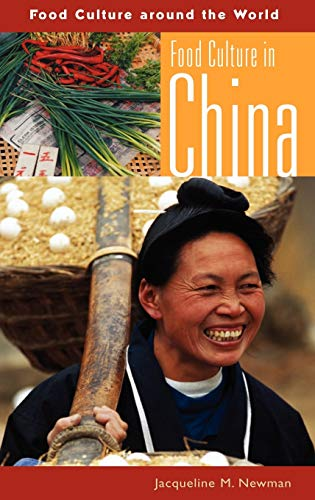 9780313325816: Food Culture in China (Food Culture around the World)