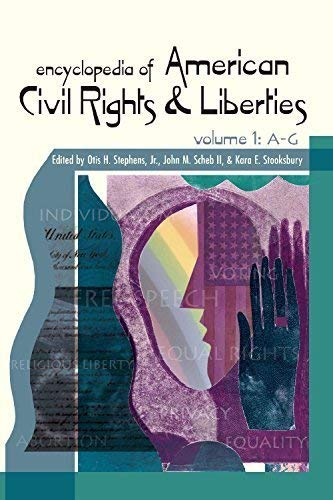 9780313327612: Encyclopedia of American Civil Rights and Liberties: Volume 3, S-Z