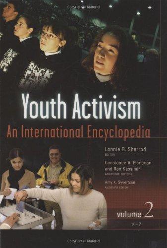 9780313328114: Youth Activism [2 volumes]: An International Encyclopedia