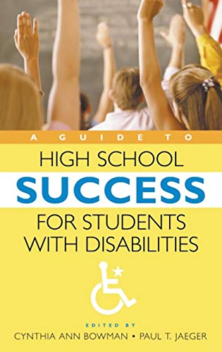 9780313328329: A Guide to High School Success for Students with Disabilities
