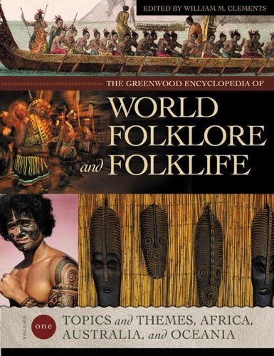 9780313328473: The Greenwood Encyclopedia of World Folklore and Folklife [Four Volumes]