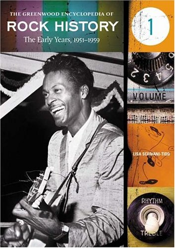 9780313329371: The Greenwood Encyclopedia of Rock History [6 Volumes]