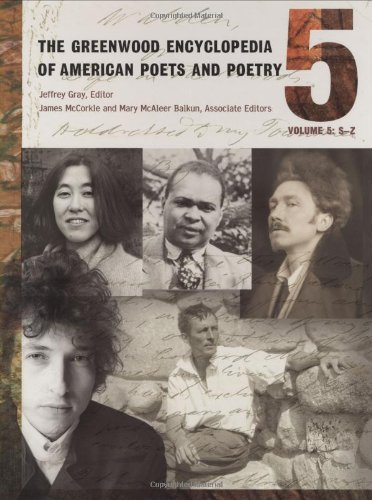 9780313330131: The Greenwood Encyclopedia of American Poets and Poetry