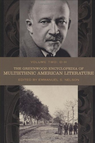 9780313330612: The Greenwood Encyclopedia of Multiethnic American Literature: Volume II, D-H