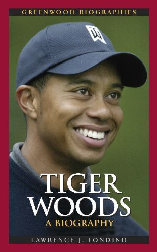 9780313331213: Tiger Woods: A Biography (Greenwood Biographies)