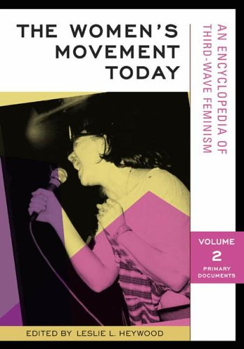 9780313331336: The Women's Movement Today [2 volumes]: An Encyclopedia of Third-Wave Feminism