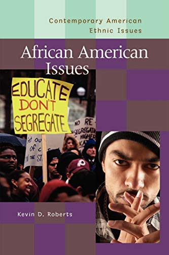 9780313332401: African American Issues (Contemporary American Ethnic Issues)
