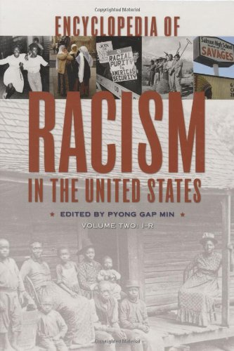 9780313332500: Encyclopedia of Racism in the United States: Volume Two, I-R