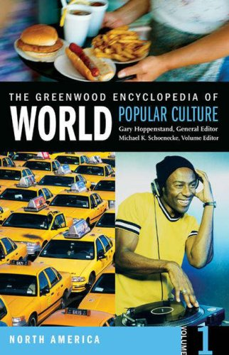 9780313332555: The Greenwood Encyclopedia of World Popular Culture