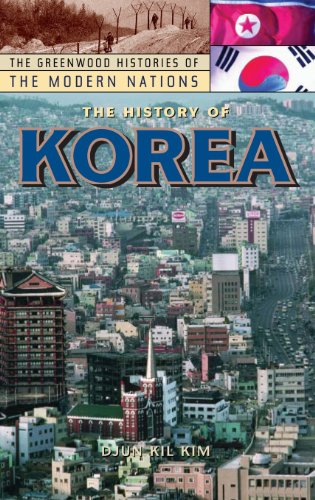 9780313332968: The History of Korea